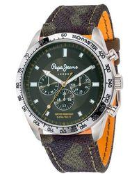 Pepe Jeans 's Wristwatch Joshua - Green
