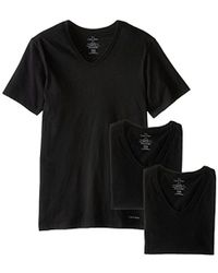 CALVIN KLEIN 205W39NYC - Cotton Classic 3-pack Crew Neck T-shirt - Lyst