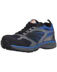 Stride Safety Athletic Blue