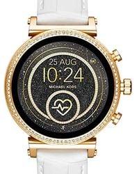 Michael Kors Smartwatch MKT5067 - Weiß