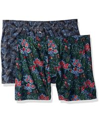 Tommy Bahama - Peek-a-boo Parrot 2 Pack Knit Boxer Brief Set - Lyst