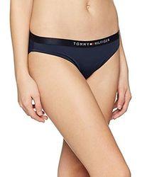 Tommy Hilfiger - Classic Bikini Top - Lyst