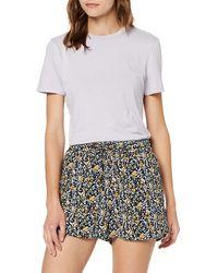 Vero Moda VMSIMPLY Easy NW Shorts - Schwarz