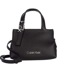 Calvin Klein Tote - Black