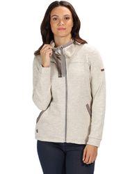 Regatta Odetta Full-zip Fleece - Gray
