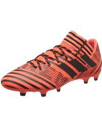 adidas Nemeziz 17.2 FG - Orange