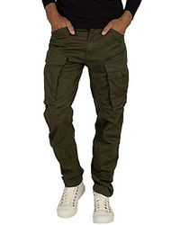 G-Star RAW Rovic Zip 3d Tapered - Green