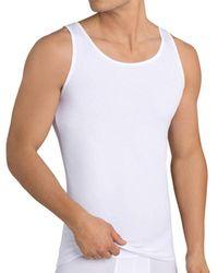 Sloggi 24/7 SH 02 Vest 2P - Blanc