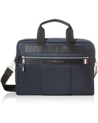 Tommy Hilfiger - Elevated Nylon Computer Bag - Lyst