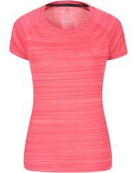 Mountain Warehouse Shirt - Isocool Ladies - Pink