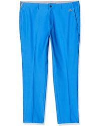 adidas Ultimate 365 3-Stripes Tapered Pants Pantalones deportivos - Azul