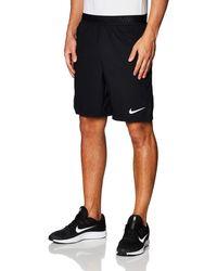 Nike S M Nk FLX Vent Max 3.0 Shorts - Schwarz