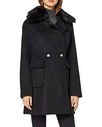 Guess Lucina Coat Manteau - Noir