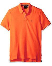 Victorinox - Vx Polo, Bright Orange, Small - Lyst