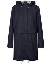 Vero Moda Female Jacke Beschichtete XSNight Sky - Blau