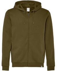 CARE OF by PUMA Fleece Zip Through Hoodie - Green