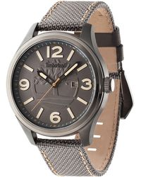 Timberland - Moringa orologio Uomo Analogico Al quarzo con cinturino in Nylon 14476JSU-13 - Lyst