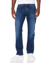 Scotch /& Soda Vernon-Get Knotted Jeans Slim Uomo