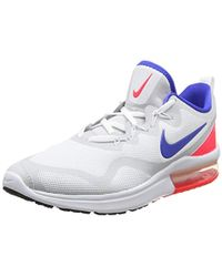 079e8b58e02 Nike Air Max 180 Gymnastics Shoes in White for Men - Lyst