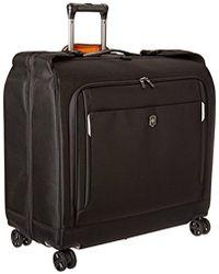 Victorinox - Werks Traveler 5.0 Wt Dual-caster Wheeled Garment Bag Spinner - Lyst