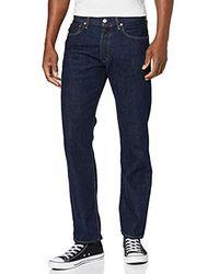 Levi's 501-Original Fit Männer Die klassische Jeans mit geradem Schnitt - Blau