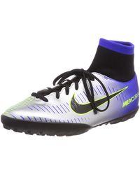 Nike - Jr Mercurialx Vctry6 DF NJR TF - Lyst