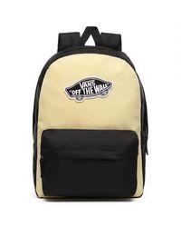 Vans Ss20 Realm Backpack, Os - Black