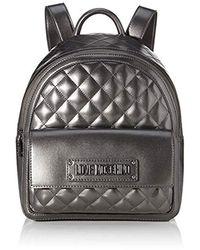 Love Moschino - Borsa Quilted Nappa Pu - Lyst