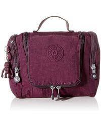 Kipling Connie Luggage - Purple