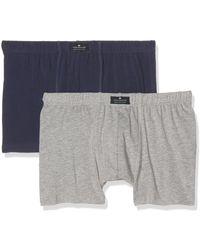 Tom Tailor Underwear 70190-6061 Retroshorts - Blau