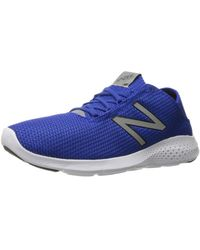 New Balance Mcoasbl2-vazee Coast Running Shoes - Blue