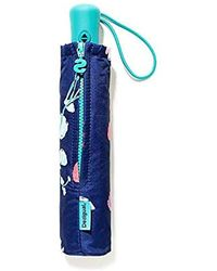 Desigual Fantasy 18sazw02-5000-u Umbrella - Blue