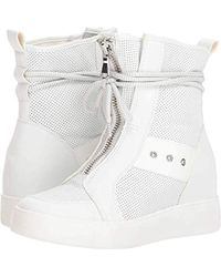 64312e2d9eb Lyst - Steve Madden Anton High-top Sneakers in Black