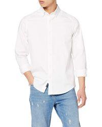 G-Star RAW Stalt Button Down Pocket Straight Camisa Vaquera - Blanco
