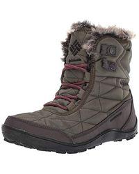 Columbia Minx Shorty Iii Snow Boot - Multicolour