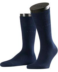 Esprit Basic Easy Socks 2p - Nero