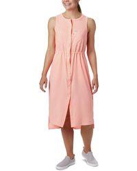 Columbia Tamiami Dress - Pink