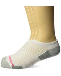 cb303d9ab03b5 Ladies No Show Socks, 3 Pair - Multicolour