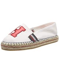 5fa199ecaff42 Tommy Hilfiger Fw0fw03846 Women s Espadrilles   Casual Shoes In ...