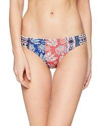 50e46ef6e7a94 Roxy - Bohemian Vibes Scooter Bikini Bottom - Lyst