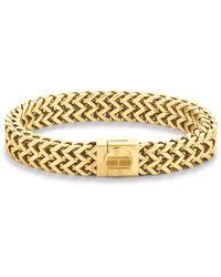 Tommy Hilfiger Link & Chain Bracelets - Mettallic