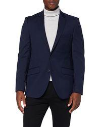 FIND Veste coupe classique homme - Bleu