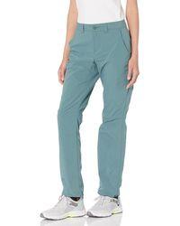 Amazon Essentials Pantalon de randonnée Extensible tissé avec Poches Utilitaires - Bleu