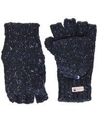 Superdry G93011yp, Gloves - Blue
