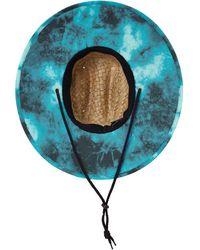 Quiksilver Outsider Sun Hat - Blue