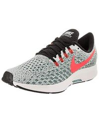 74c35a905d32 Nike Air Zoom Pegasus 34 Running Shoes in Gray for Men - Lyst