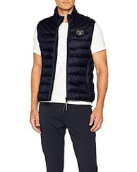Napapijri - Aerons Vest Jacke Outdoor Gilet - Lyst