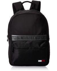 Tommy Hilfiger Sport Mix Backpack Solid Geldbörse - Schwarz