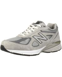 New Balance Made 990 V4 Sneaker - Mehrfarbig