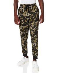 Amazon Essentials Cargo Fleece Jogger Sweatpant Pantalon de survêtement - Vert